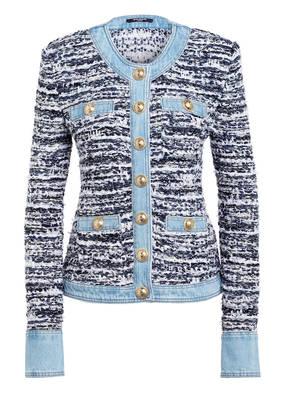BALMAIN Tweed-Jacke