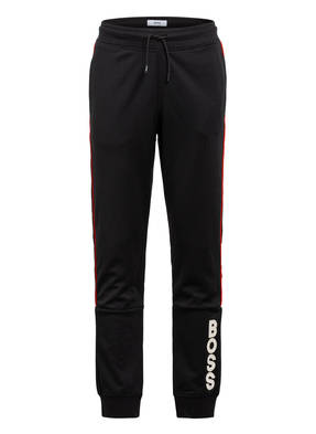 BOSS Sweatpants mit Galonstreifen