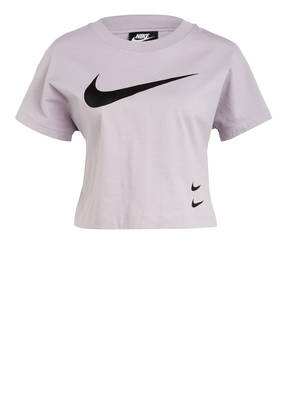 Nike Cropped-Shirt SWOOSH