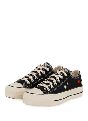 CONVERSE Plateau-Sneaker CHUCK TAYLOR ALL STAR LOW