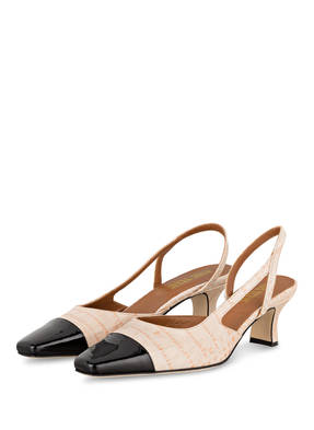PARIS TEXAS Slingpumps