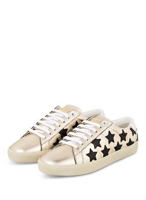 SAINT LAURENT Sneaker COURT CLASSIC SL/06 STAR