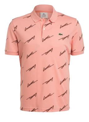 LACOSTE L!VE Piqué-Poloshirt Standard Fit