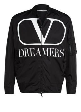 VALENTINO Windbreaker VLOGO DREAMERS