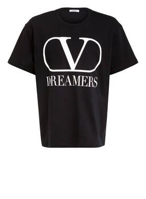 VALENTINO Oversized-Shirt VLOGO