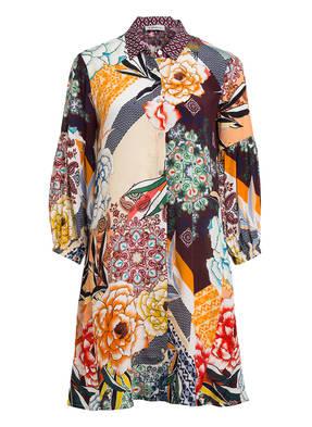 Grace Hemdblusenkleid mit Seide
