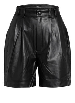 SET Shorts in Lederoptik