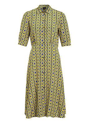 ASPESI Hemdblusenkleid aus Seide