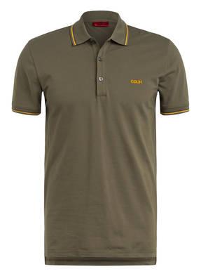 HUGO Piqué-Poloshirt Slim Fit
