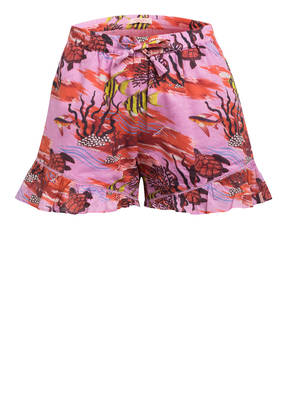 SCOTCH R'BELLE Shorts mit Volantbesatz