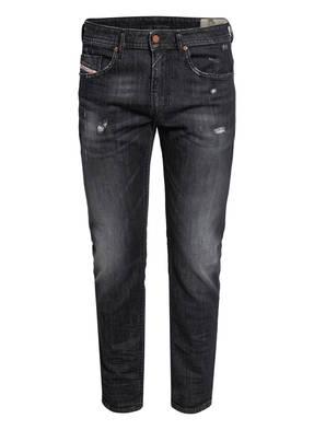 DIESEL Destroyed Jeans THOMMER-X Slim Skinny Fit