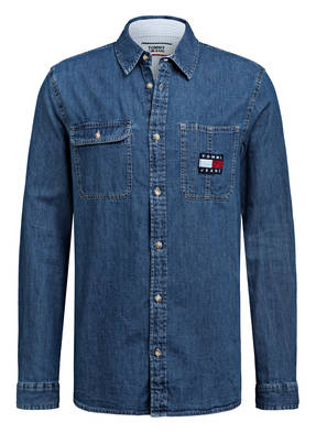 TOMMY JEANS Jeanshemd Comfort Fit