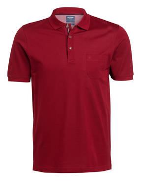OLYMP Piqué-Poloshirt