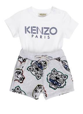 KENZO Set: T-Shirt und Shorts