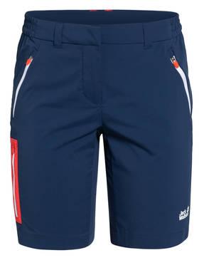 Jack Wolfskin Outdoor-Shorts OVERLAND