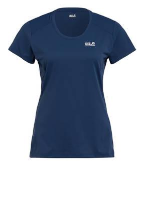 Jack Wolfskin T-Shirt NARROWS