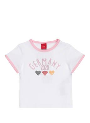 s.Oliver T-Shirt EM 2020