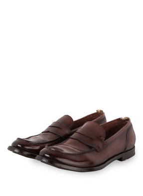 OFFICINE CREATIVE Penny-Loafer ANATOMIA 71