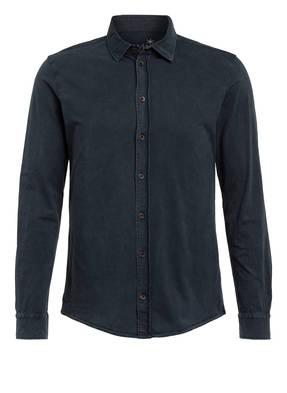 Juvia Jersey-Hemd Slim Fit
