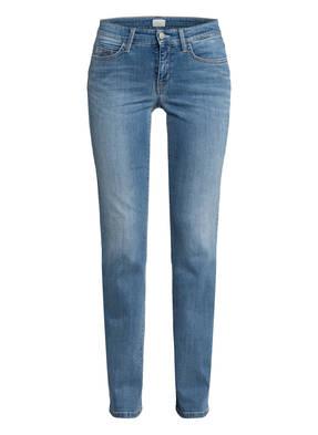 CAMBIO Jeans NORAH mit Schmucksteinbesatz