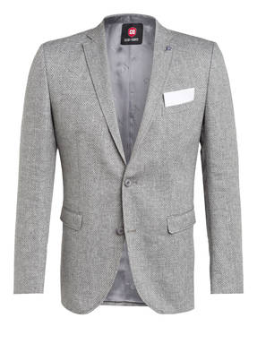 CG CLUB of GENTS Sakko ASTON Tailored Fit mit Leinen