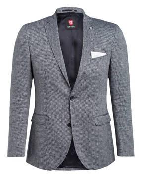 CG CLUB of GENTS Sakko ASTON Tailored Fit mit Leinen