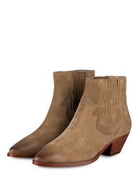 ash Cowboy Boots