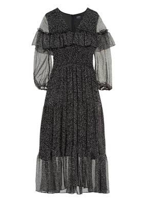 BARDOT Kleid KAMILA mit Rüschenbesatz