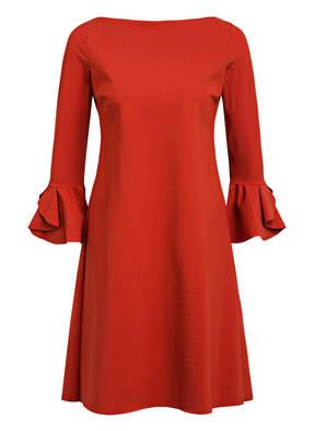 CHIARA BONI La Petite Robe Kleid mit 3/4-Arm und Volantbesatz