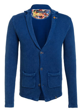 COLOURS & SONS Stricksakko NOLAN Extra Slim Fit