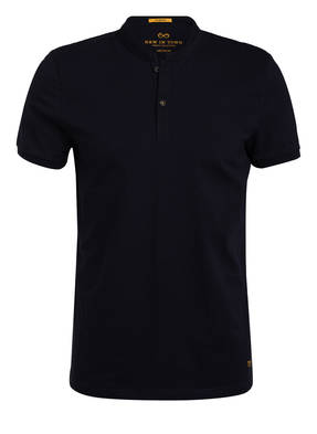 NEW IN TOWN Piqué-Poloshirt Slim Fit