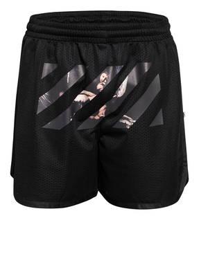 OFF-WHITE Shorts CARAVAGGIO