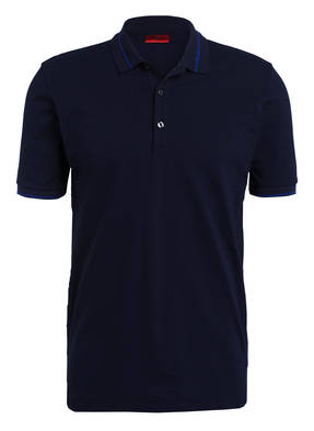 HUGO Piqué-Poloshirt DEMOSO Slim Fit