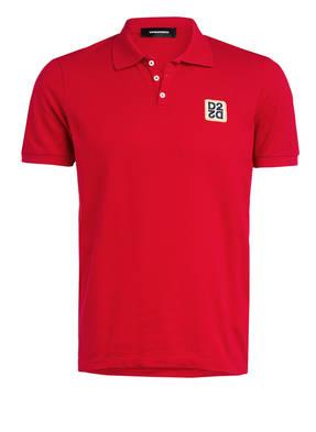 DSQUARED2 Piqué-Poloshirt Classic Fit
