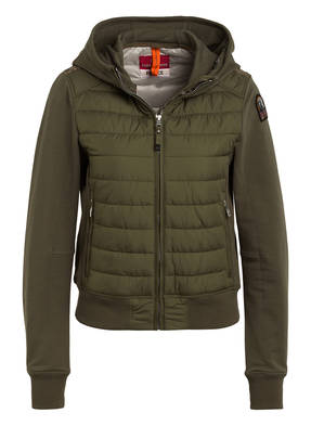 PARAJUMPERS Steppjacke im Materialmix