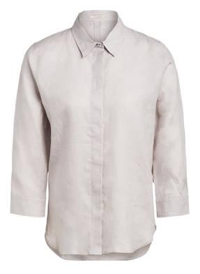 lilienfels Hemdbluse aus Leinen mit 3/4-Arm