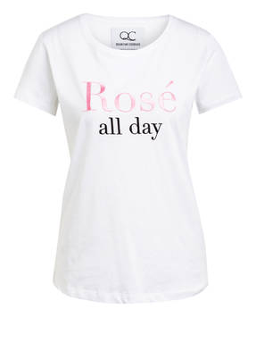 QUANTUM COURAGE T-Shirt ROSÉ ALL DAY