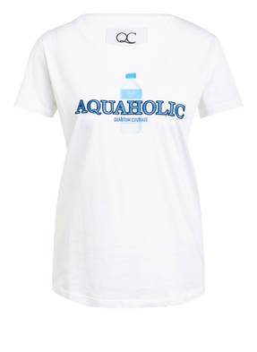 QUANTUM COURAGE T-Shirt AQUAHOLIC