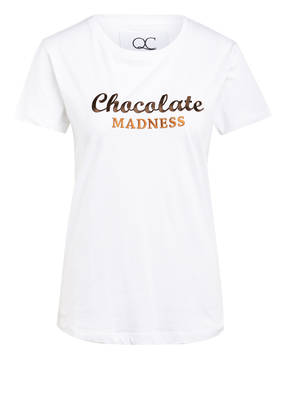 QUANTUM COURAGE T-Shirt CHOCOLATE MADNESS