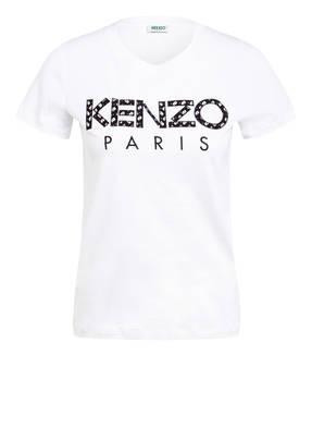 L Soyaconcept Shirt Bluse Damen Gr 126 XXL creme weiß grau mit Muster Neu