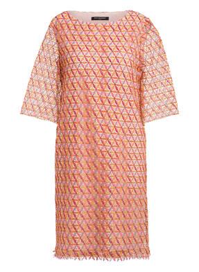 ana alcazar Kleid mit 3/4-Arm und Häkelspitze