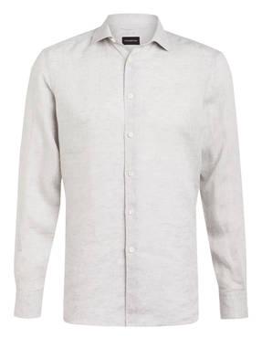 Ermenegildo Zegna Leinenhemd Slim Fit