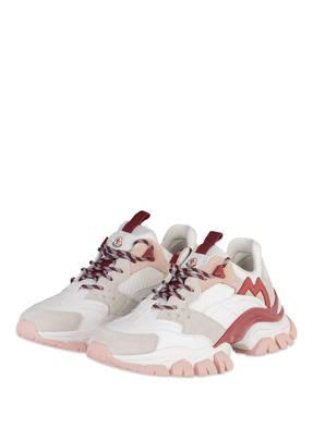 MONCLER Plateau-Sneaker LEAVE NO TRACE