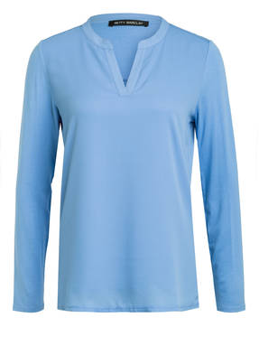 Betty Barclay Blusenshirt im Materialmix