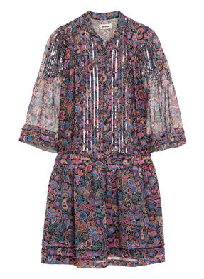 ZADIG&VOLTAIRE Kleid RIMO mit Paillettenbesatz