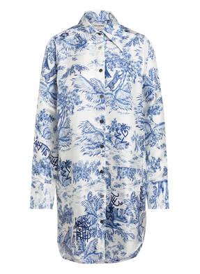 ZADIG&VOLTAIRE Hemdblusenkleid aus Seide