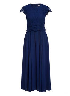 IVY & OAK Kleid mit Spitzenbesatz