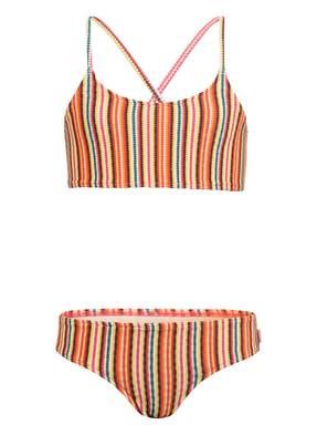 SEAFOLLY Bustier-Bikini 80s GEO