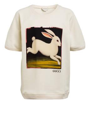 GUCCI Kurzarm-Sweatshirt