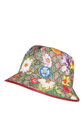 GUCCI Bucket-Hat GG SUPREME FLORA